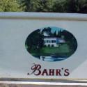 Bahr Family Sign