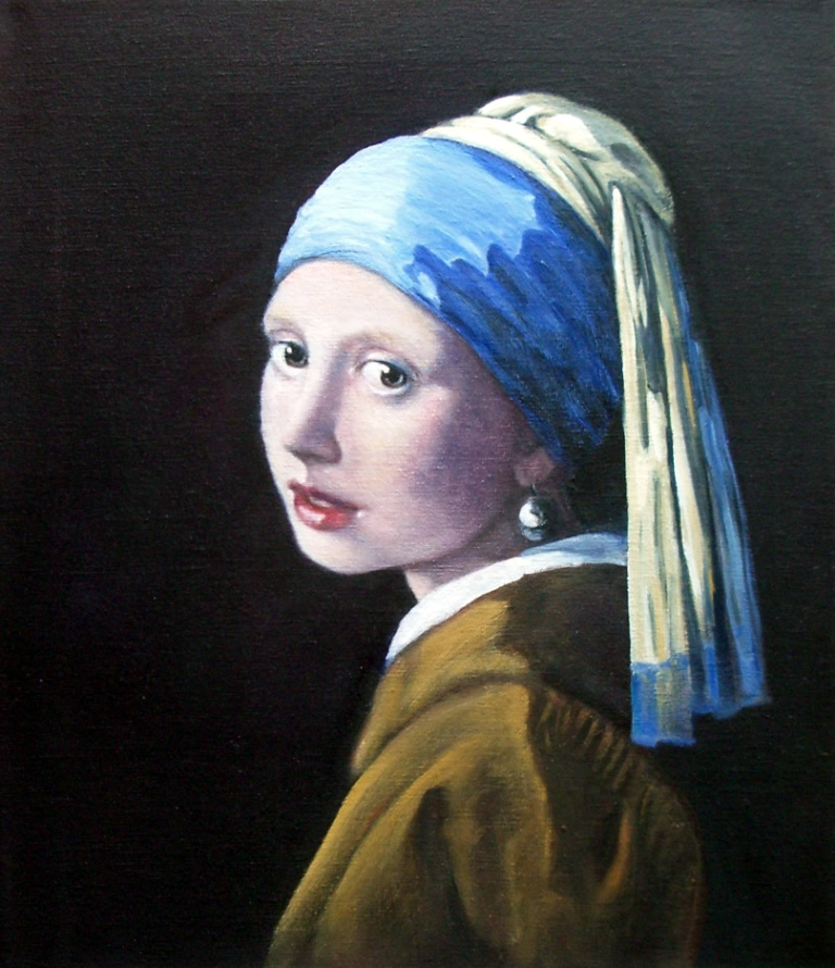 essays on girl with a pearl earring Girl with a pearl earring what are the ideologies of girl with the pearl earring 65.